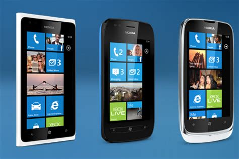 nokia details software updates for lumia 900, 710 and 610