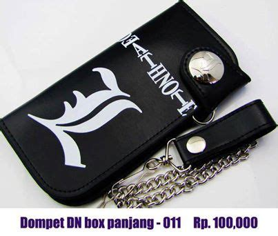 Dompet Note L all about note tanfidzaku anime toko