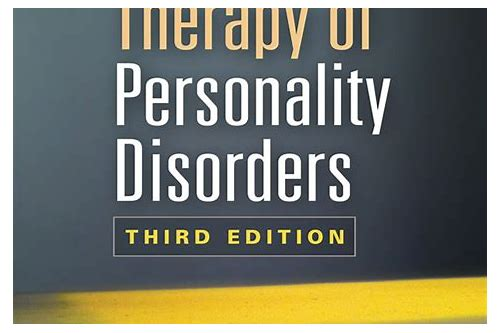 cognitive therapy of personality disorders beck download