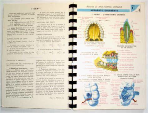 tavole di anatomia umana libri usati vendita