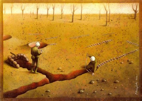 satirical art  modern society  paul kuczynski
