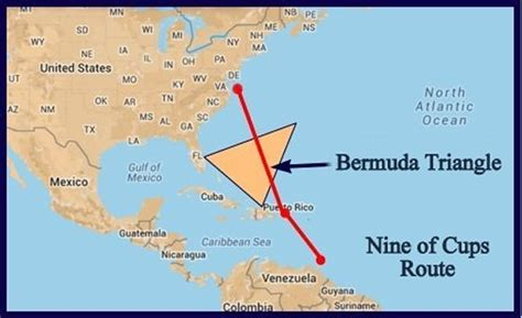 Through The Triangle by 11 Interesting Facts About The Bermuda Triangle Just A