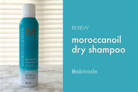 Deodorant Shoo 250ml moroccanoil hairtrade moroccanoil hairtrade reviews articles hairtrade