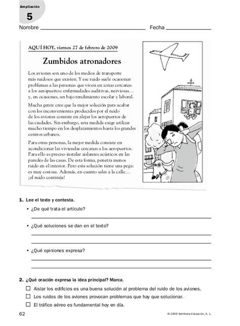 libro santillana quinto grado contestada libro santillana 6 grado lenguaje 2016 libro lenguaje y