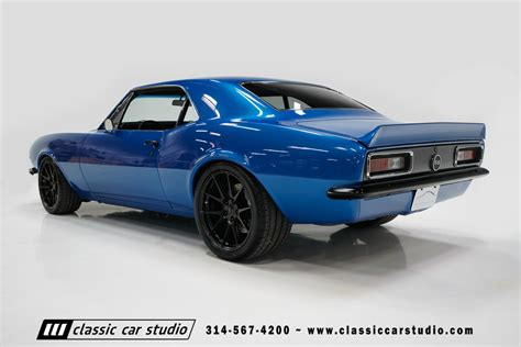 restomod camaro pro touring 1967 chevrolet camaro ss restomod car