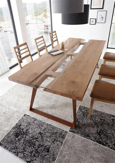 tavolo legno metallo tavolo in legno massello e gambe in metallo tavoli a