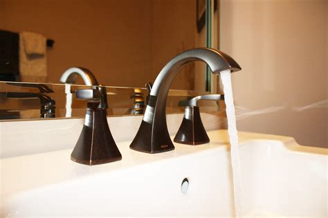 Brushed Bronze Kitchen Faucet by Moen Voss Faucet Series Review The Construction Academy