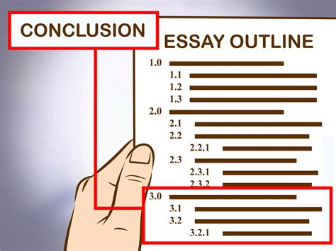 Ways To Structure An Essay by 3 Easy Ways To Write An Essay Outline Wikihow