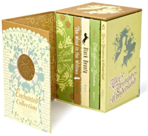 the enchanted collection 5 classic hardcover books just