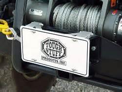 ez flip license plate bracket