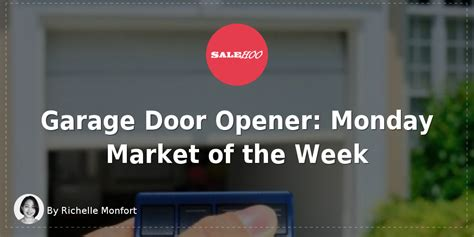 Ebay Find Of The Week Fabsugar Want Need 18 by Wholesale Garage Door Opener Salehoo