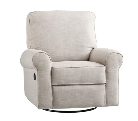 Comfort Swivel Rocker Recliner Pottery Barn Kids
