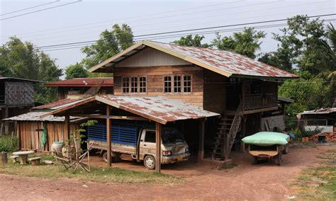 The Stilt House by File Stilt House In Lao 02 Jpg Wikimedia Commons