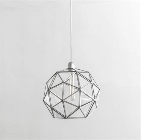 Dodecahedron Pendant Light Stereometric Universe Big Geometric Chandelier Pentakis Dodecahedron Glass Lighting Warm