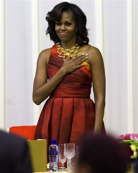 michele obama wears weaves andwigs 367 best images about michelle obama style on