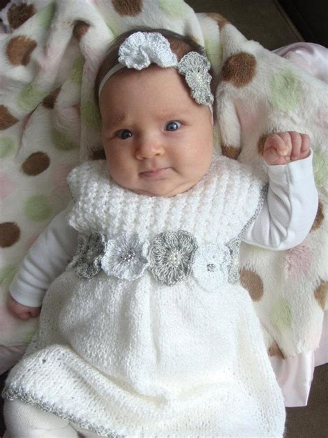 knitted dress baby discover and save creative ideas