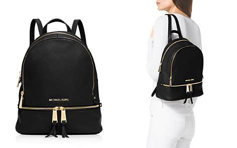 Mk Newyork Gold Leopard s designer backpacks weekenders bloomingdale s