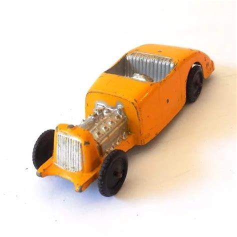 Termurah Die Cast Metal New Mk 3 Yellow Kuning cool vintage die cast metal dragster race car california ruby