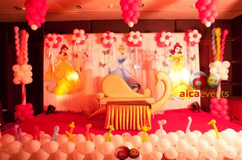 Birthday Decorations by Advika Birthday Aica Events Aica Events