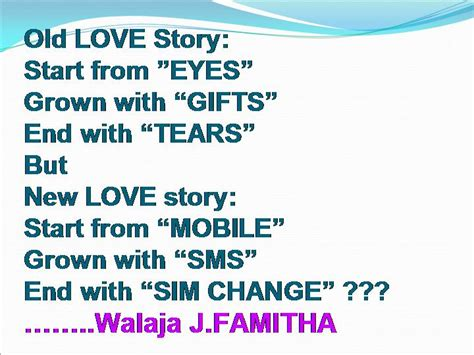 hindi sms old n new love story sms good sms hearty sms