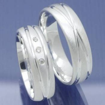 Verlobungsringe Silber Paar by 1 Paar Verlobungsringe Freundschaftsringe Trauringe Aus