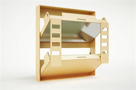 Toddler Bunk Bed Designs 8 Versatile Murphy Beds That Turn Any Room Into A Spare