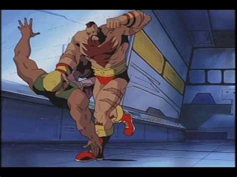 exclusive new street fighter cartoon mashup from