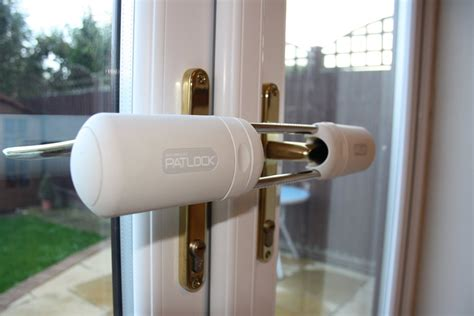 Patlock French Door Patio Security Lock Ireland Dublin Patio Doors Security Locks