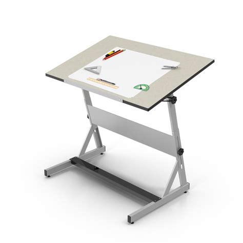 Digital Drafting Table Sketch Images Available For As Pngs With Transparency Or Layered Psds Pixelsquid