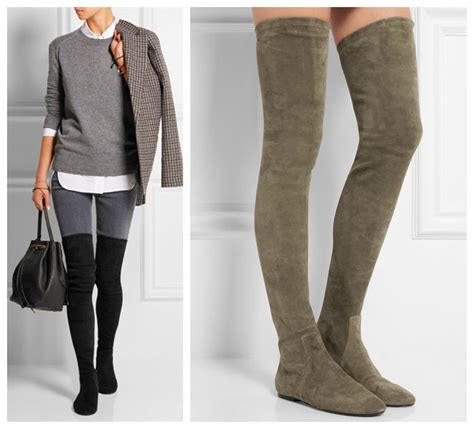 cheap flat the knee boots boots and heels 2017