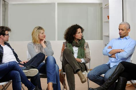 therapy session different types of therapy used in addiction treatment