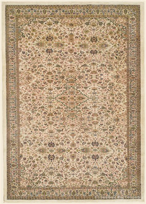 Sultanabad West Central Persian Antique Rug Claremont Rug Identification