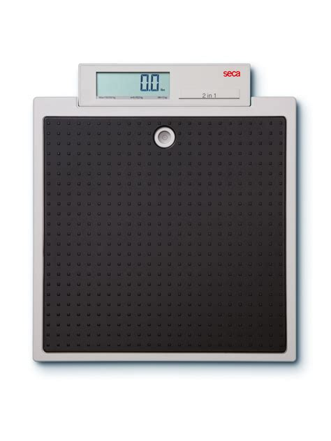 scale mobile seca electronic floor scale mobile use 250kg 100g