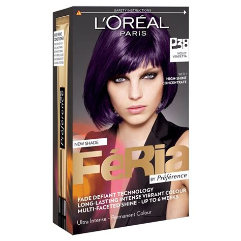 loreal blue hair color best loreal violet hair dye best hair dye 2017