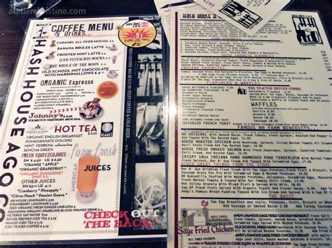 hash house menu hash house menu 28 images chicken and waffles picture