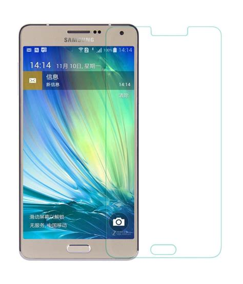 Tempered Glass E7 samsung e7 tempered glass screen guard by senshi buy samsung e7 tempered glass screen guard by
