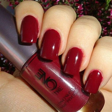 Manicure Oriflame the one oriflame nails makeup