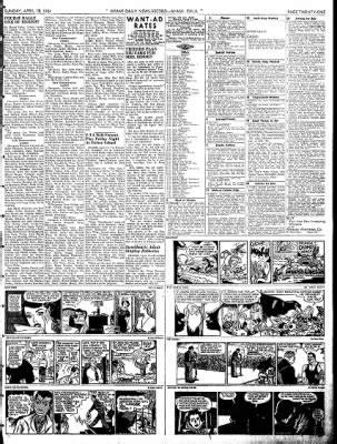 Daily Oklahoman Records Miami Daily News Record From Miami Oklahoma On April 18 1954 183 Page 21