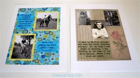 memory picture book a memory book for