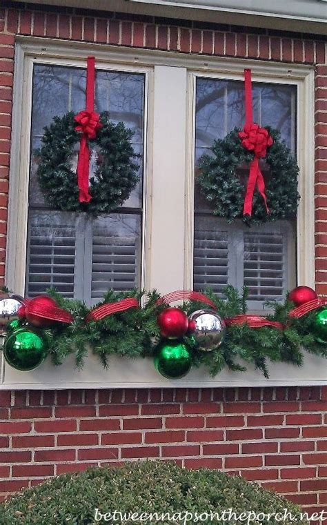 Decorations For Window Boxes by 25 Unique Winter Window Boxes Ideas On