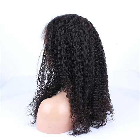 upgrade afro curl human hair lace wig uniwigs official 8 quot 24 quot afro curly full lace human hair wigs for black women