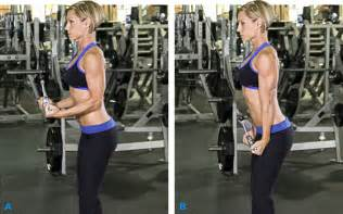 1 Arm Dumbbell Bench Press Titanic Triceps Add Serious Size To Your Arms
