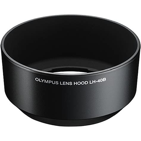 Ziper Hoodi Lh olympus lh 40b lens for m zuiko digital 45mm v324402bw000