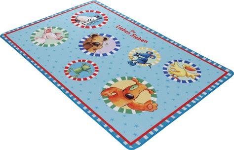 die lieben sieben teppich kinder teppich 187 ls 202 171 die lieben sieben kaufen otto