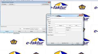 format excel import data e faktur 5 cara mudah menggunakan e faktur zahir accounting surabaya