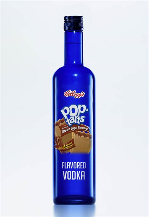kellogg s pop tarts flavored vodka crnchy