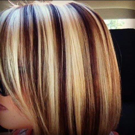 multi colored hair ideas amazing multi colored highlights the haircut web