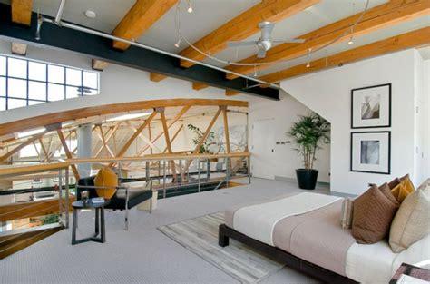 schlafzimmer mit loft loft einrichten 92 verbl 252 ffende ideen archzine net