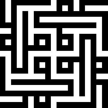 Allah Khufi kaligrafi kufi abiprahasto
