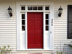 red front door sherwin williams antique red home for the small wall under the lr railing the color fire